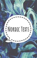 NORDIC TEXTS by rosarium-