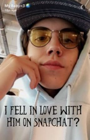 I fell in love with him on snapchat?/m.e fanfic by MaddieBeesley