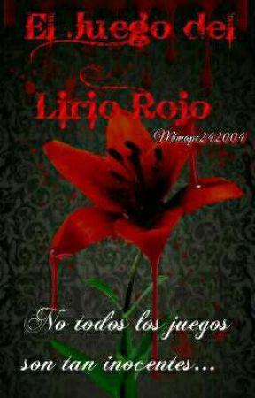 El Juego del Lirio Rojo by Mimape242004