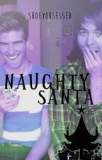 Naughty Santa (a Shoey one shot fanfiction) by shoeyobsessed