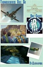 Thunderbirds Are Go One-Shots by Cloverpool