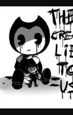 Toon Dreams (Bendy x reader) by LzOfficial
