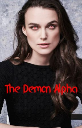 The Demon Alpha by KaliStrong