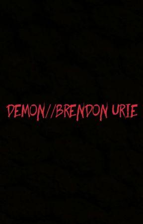 Demon//brendon urie  by christicabreraa