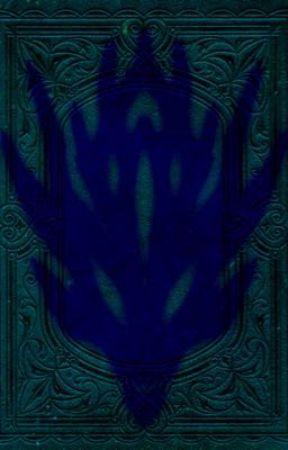 My Water Devil Slayer Magic Spell Book by DemonSlayeroftheSea
