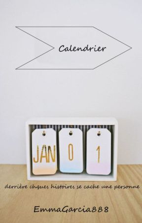 Calendrier by EmmaGarcia888