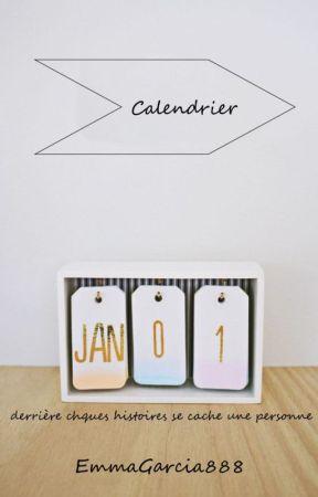 Calendrier by EmmaGarcia888