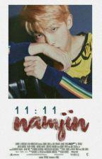 11:11   Namjin by 52whalien
