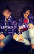Kinky with The Dolan Twins by thelovablejenny