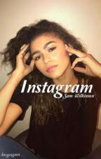Instagram // Sammy Wilk by haxyesgrier