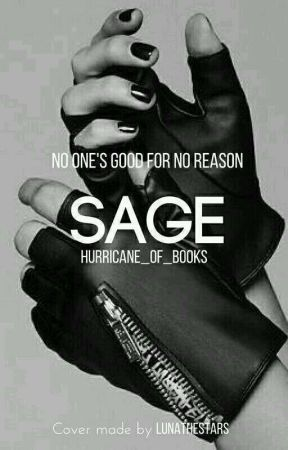 Sage by Hurricane_of_Books