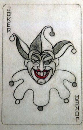 Being a Joker by james_bazell