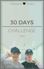 »30 days of Namjin« by namjini