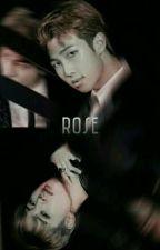 ➻ Rose. ➻ Kim Nam Joon, Park Ji Min. by 23ValeryCH