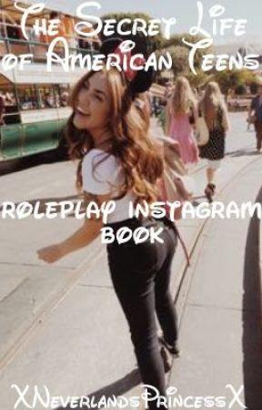 TSLOAT (RP) Instagram Book by XNeverlandsPrincessX