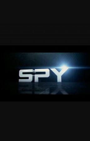 The Spy Story by takyiajohnson