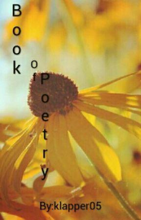 Book of Poetry by klapper05