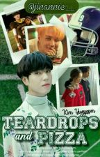 Teardrops & Pizza = Kim Yugyeom = by Harunicornia