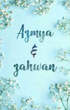 Azmya & Zahwan by _sarkook_