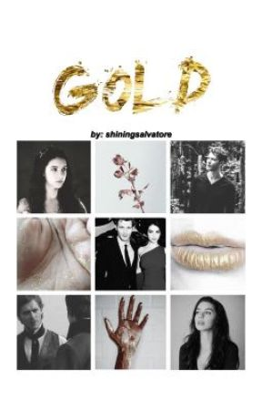 Gold → Klaus Mikaelson (ON HOLD) by shiningsalvatore