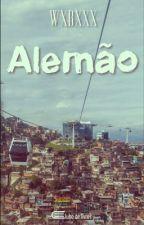 Alemão-REESCREVENDO  by wxbxxx