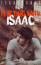 Flirting with Isaac [scisaac] by isxaclxheykxwaii