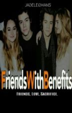 Friends with Benefits // h.s & l.t by Jadeleidhans