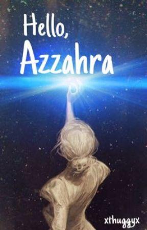 Hello, Azzahra by xthuggyx