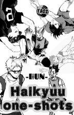 Haikyuu one-shots (yaoi) -HUN- by ErinCunning