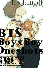 BTS boyxboy Smut Oneshots by bts0butterfly0