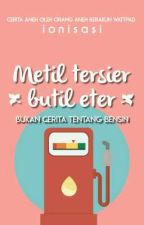 Metil Tersier Butil Eter by ionisasi