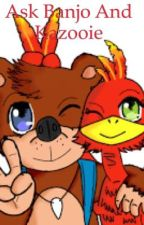 Ask Banjo and Kazooie  by CruzRules554