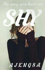 SHY by Ajengsa_