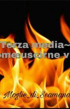 Terza media ~ come uscirne vivi~[CONCLUSA] by Moglie_di_TomHolland