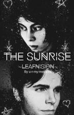 The Sunrise    Leafnision by u-r-my-medicine