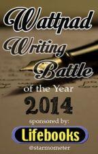 Wattpad Writing Battle of the Year (2014) by _wattyWBY2014_
