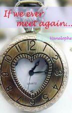 If we ever meet again... by vanelophe