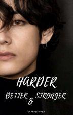 harder, better & stronger | vkook by sappyshipper