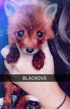 Blacková by ladyrashberry