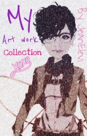 My artwork  by JeanElevi