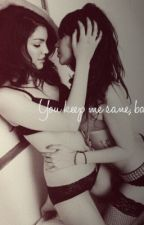 You keep me sane, babe. (girlxgirl) [SPG] by MysteryGirly_