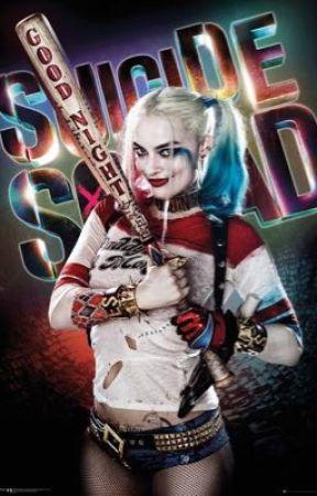 Suicide Squad-Harley's story by JaysLoveBites