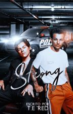 Strong | Larry Stylinson by redgirlstyles