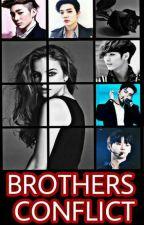 BROTHERS CONFLICT  (NU'EST Y Tú) by meli_JR14