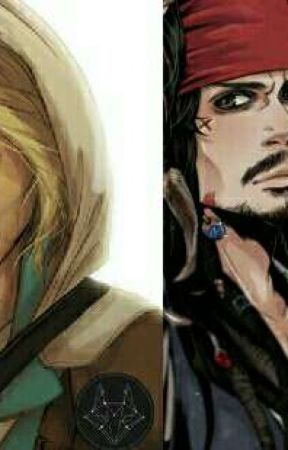 Pirate's life for me:Pirates of the Caribbean meets Assassins creed by Raven_Dragonwing