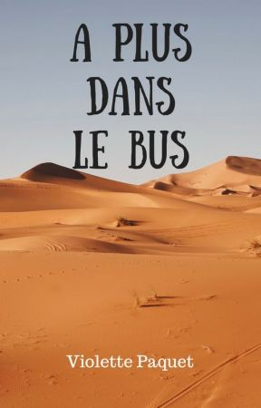 A plus dans le bus by ViolettePaquet