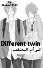 Different twin | التوأم المختلف by Shahad13533