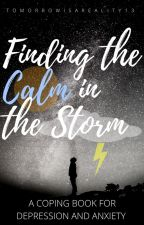 Finding the Calm in the Storm: A Coping Book for Depression and Anxiety by Tomorrowisareality13