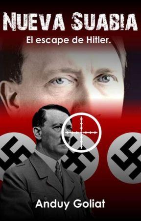 Nueva Suabia: El escape de Hitler. by anduygool