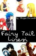 Fairy Tail Lisesi by ShipperPavsanBK